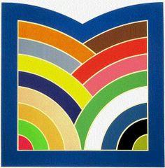 The Metropolitan Museum of Art - Frank Stella, Gemini G. Frank Stella, Stella Art, Hard Edge Painting, Action Painting, Abstract Expressionism, Abstract Art, 17th Century Art, Josef Albers, Mural Wall Art