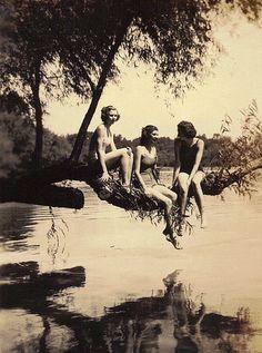 lake living c.1937