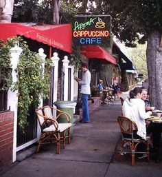Aroma Coffee and Tea Address: 4360 Tujunga Ave, Studio City, CA 91604 California Living, Southern California, I Love La, Tea Companies, North Hollywood, Studio City, Coffee Cafe, Free Travel, Best Breakfast