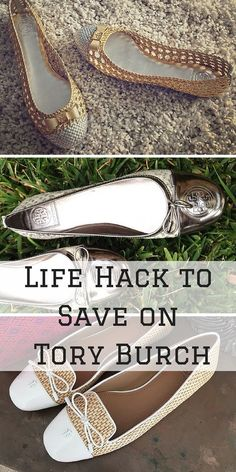Save big on Tory Burch this summer! Shop Poshmark and find the perfect flats  for