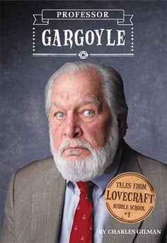 Review | Tales from Lovecraft Middle School #1: Professor Gargoyle
