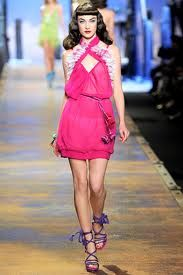0d59403b503 Christian Dior Spring 2011 Ready-to-Wear Fashion Show - Jacquelyn Jablonski  (Elite)