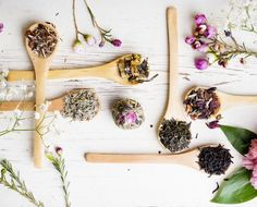 Great overview of 5 adaptogens! // The Chalkboard