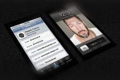 visitekaartje-iphone