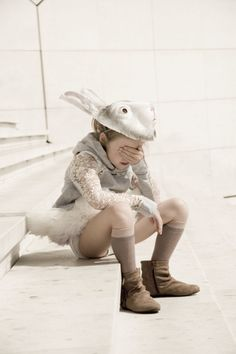 White Rabbit x Páscoa