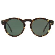 c42a0e20aa861 KOMONO Clement Sunglasses in Tortoise Festival Sunglasses
