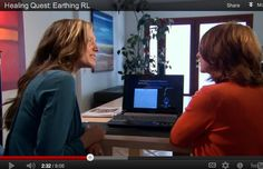 Earthing on National TV! Check out this PBS special from the Healing Quest Series, supported by Radiant Life.