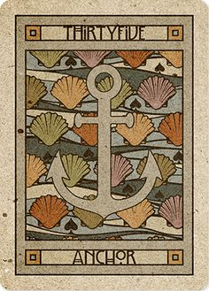 35/39. Anchor -  Chelsea-Lenormand by Neil Lovell