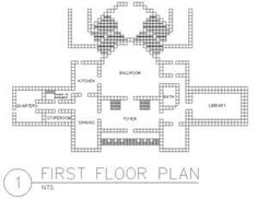 Minecraft mansion blueprints