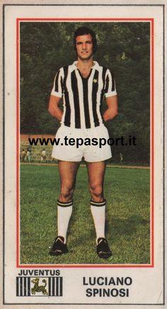 Tantissimi auguri al mitico Luciano Spinosi  (Roma, 9 maggio 1950) ⚽️ C'ero anch'io ... http://www.casatepa.it/  Made in Italy dal 1952
