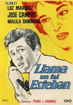 LLAMA UN TAL ESTEBAN - 1960