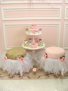 OH the Perfect Little Girls Tea Party