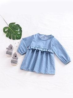 Girls' Clothing (0-24 Months) 2019 New Style Zara Baby Girl 18-24 Dress