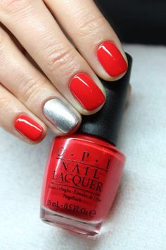 OPI CocaCola Red C13