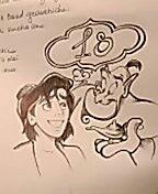 #aladdin #disney #character #drawing