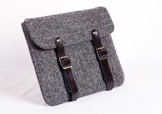 Harris Tweed Callum Sleeve for Ipad or Laptop by breagha