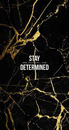 Stay Determined. Head over to www.V3Apparel.com/MadeToMotivate to download this wallpaper and many more for motivation on the go! / Fitness Motivation / Workout Quotes / Gym Inspiration / Motivational Quotes / Motivation