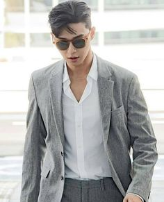 ParkSeoJoon ~ He's so handsome!