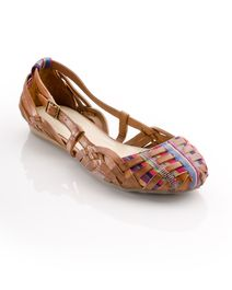 Mary - Love these shoes, great for late summer into fall!