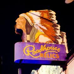 Roadhouse Relics..........Austin, Texas
