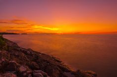 Superior Sunset   by eahackne
