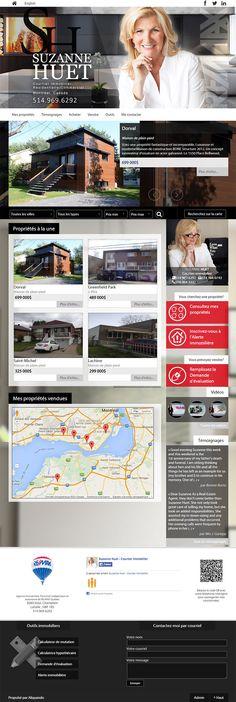 Suzanne Huet - courtier immobilier #REMAX #Aliquando #immobilier #vendre #acheter #maison #habitation http://suzannehuet.com/