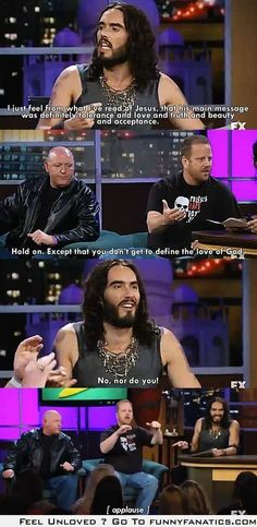 Russell Brand interview with Westboro Baptist Church