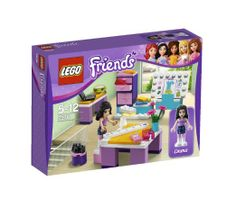 LEGO Friends 3936: Emma's Design Studio: Amazon.co.uk: Toys & Games £26