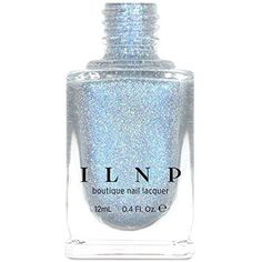 ILNP Full Moon - Cool Blue to Purple Color Kissed Ultra Holo Nail Polish >>> To view further for this item, visit the image link. (This is an affiliate link) #FootHandNailCare