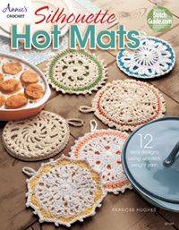 Silhouette Hot Mats by Frances Hughes  In store now