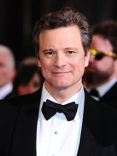 Let's start with the obvious... Mr #ColinFirth