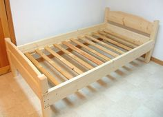 73 Best Diy Toddler Bed Images On Pinterest Toddler Rooms Child