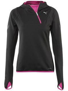 I've never worn Puma workout gear before, but would be willing to try this top!