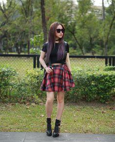 Beautiful Chloe Ting in Manila :)