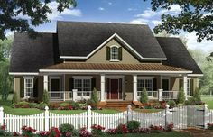 Featured House Plan: BHG - 8562