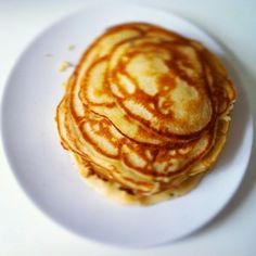 Pancakes | MY MENU OF THE DAY