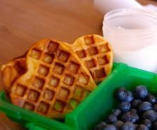Lunchbox Waffles | Official Thermomix Recipe Community