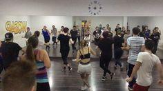 Clase de Comercial Dance todos los viernes de 19:30 a 21:00h !!!