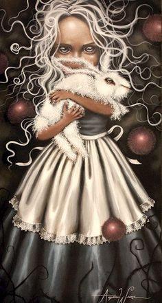 Resurrection by Angelina Wrona