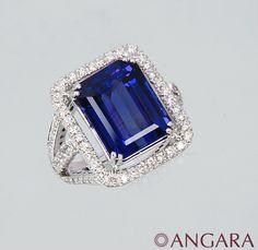 sapphire ring, sapphire ring, sapphire ring #Angara #ring