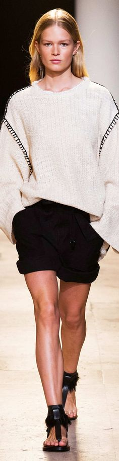 Isabel Marant Collection Spring 2015 | The House of Beccaria~