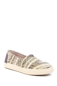 Avalon Woven Slip-On Shoe