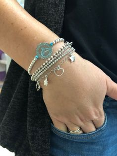Stylish Bracelet for Women Gemstone Bracelets, Handmade Bracelets, Bracelet Set, Link Bracelets, Sterling Silver Bracelets, Silver Jewelry, Unique Jewelry, Blue Bracelets, Unique Gifts For Men
