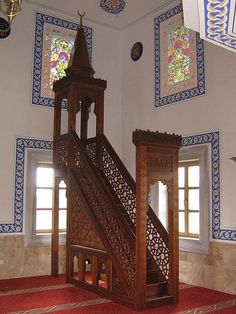 Sultan Suleiman Mosque in Mariupol