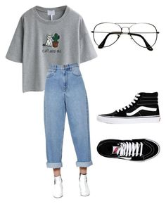 """""""Untitled #18"""" by antisocialsarah on Polyvore featuring WithChic, Étoile Isabel Marant, Vans and ZeroUV #casualwinteroutfit"""