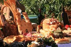 Market stall at the Harvest Festival in Mali Losinj by STphoography  IFTTT 500px