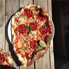 Take a ten-minute ferry trip off the mainland and eat one of the most delicious pizzas in Helsinki. The ferry departs near Cafe Carousel and the round trip costs only 5 euros. Skiffer has also a restaurant at Erottaja.