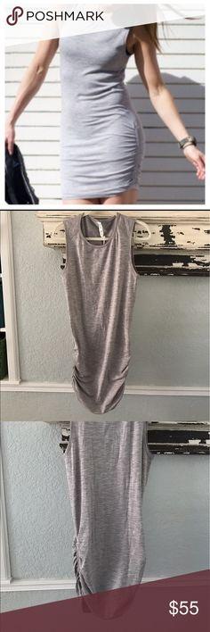 Lululemon In the Flow dress SALE FIRM Great preowned condition.  In the Flow dress lululemon athletica Dresses