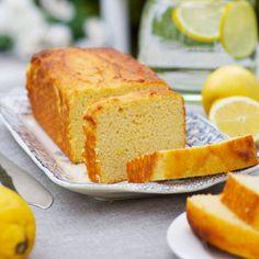 Mjuk kaka med citron