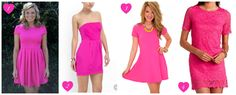 Cheers Y'all: Neon Hot Pink Obsession [All Under $100]